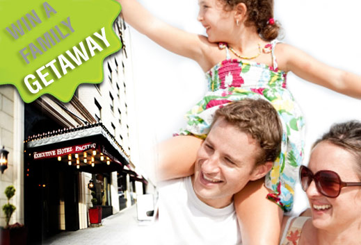 The Pantry Win A Family Vacation At Any Executive Hotel Resort